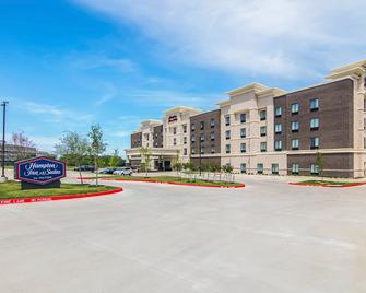 Hampton Inn & Suites-Dallas/Richardson - Richardson - Building