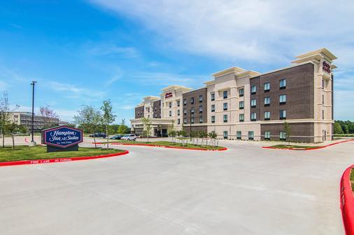 Hampton Inn & Suites-Dallas/Richardson,TX - Richardson - Gebäude