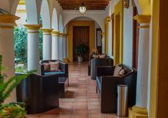 Casa Margarita - San Cristóbal de las Casas - Σαλόνι ξενοδοχείου