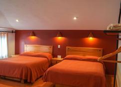 卡薩瑪格麗塔酒店 - 聖克立斯托巴-拉斯 – 卡沙斯 - San Cristóbal de las Casas - 臥室