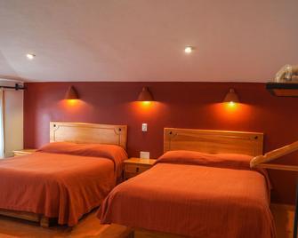 Hotel Casa Margarita - San Cristobal de las Casas - Bedroom