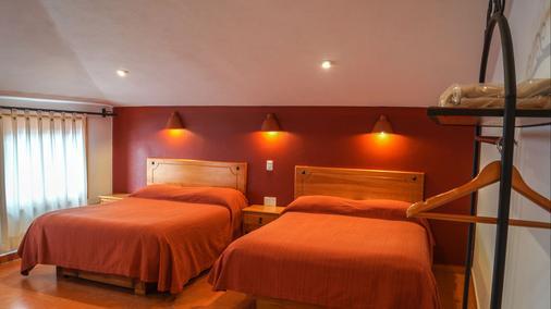 Hotel Casa Margarita - San Cristóbal de las Casas - Bedroom
