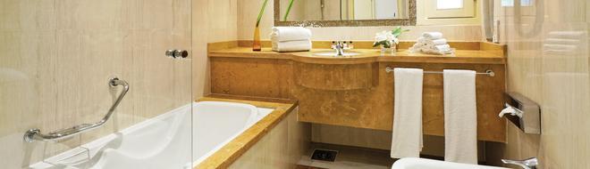 Cairo Pyramids Hotel - Cairo - Bathroom