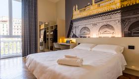 B&B Hotel Genova - Γένοβα - Κρεβατοκάμαρα