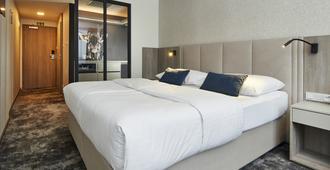 Orea Hotel Pyramida Praha - פראג - חדר שינה