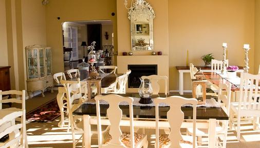 Whale View Manor Guesthouse - Simon's Town - Restaurant