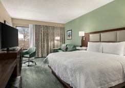 Hampton Inn Richmond-North/Ashland - Ashland - Bedroom