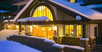 Lodge Tower - Vail - Edificio