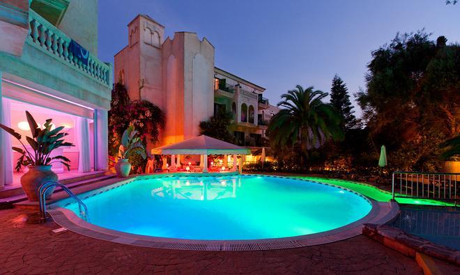 Lago Garden Apart-Suites & Spa Hotel - Cala Ratjada - Building