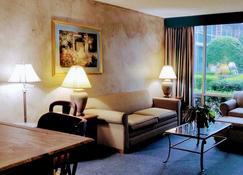 奧克拉荷馬比特摩爾酒店 - 奥克拉荷馬市 - 俄克拉荷馬州 - 客廳