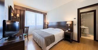 Hotel Ambasciatori - ונציה - חדר שינה