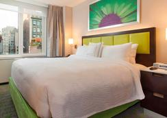 SpringHill Suites by Marriott New York Midtown Manhattan/Fifth Avenue - New York - Makuuhuone