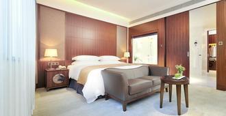L'hermitage Hotel Shenzhen - Shenzhen - Yatak Odası