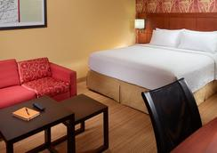 Courtyard by Marriott Atlanta Airport North/Virginia Avenue - Hapeville - Bedroom