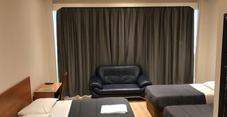 رويال هوتل - بروكسل - غرفة نوم