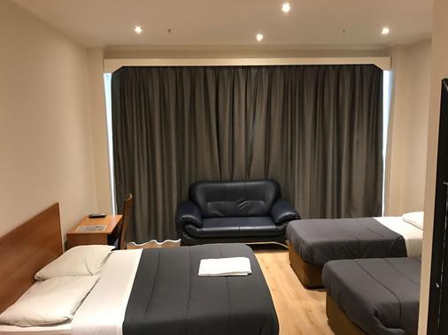 Royal Hotel - Bryssel - Makuuhuone
