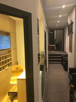 Royal Hotel - Bryssel - Aula