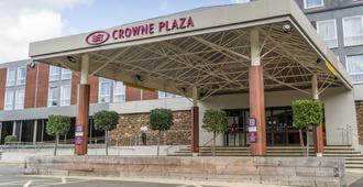 Crowne Plaza Stratford Upon Avon - Stratford-upon-Avon - Rakennus