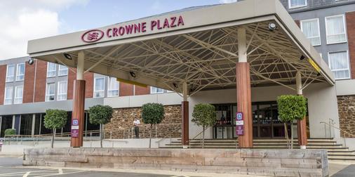 Crowne Plaza Stratford Upon Avon - Stratford-upon-Avon - Building