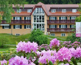 Parkhotel Bad Brambach - Bad Brambach - Gebouw