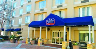 Fairfield Inn & Suites by Marriott Atlanta/Buckhead - Atlanta - Rakennus