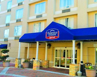 Fairfield Inn & Suites by Marriott Atlanta/Buckhead - Atlanta - Building