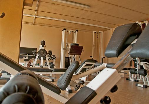 Hotel Residence Ulivi e Palme - Cagliari - Γυμναστήριο
