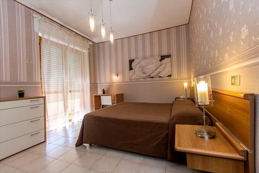 烏利維Ë帕爾梅住宅酒店 - 卡利亞里 - 卡利亞里 - 臥室