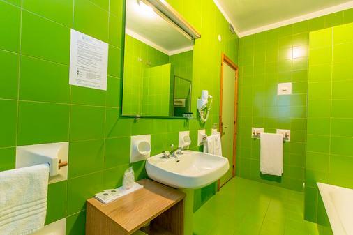 烏利維Ë帕爾梅住宅酒店 - 卡利亞里 - 卡利亞里 - 浴室