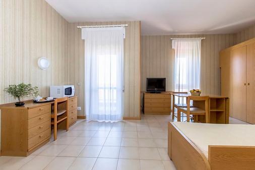 烏利維Ë帕爾梅住宅酒店 - 卡利亞里 - 卡利亞里 - 餐廳