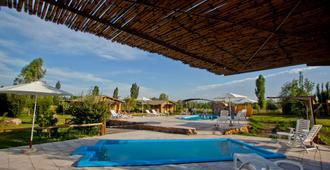 Villa Bonita Cabañas Y Suites - San Rafael