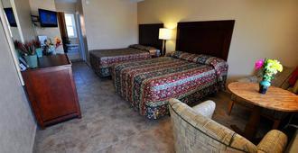 Nantucket Inn & Suites - Wildwood - Bedroom