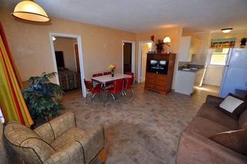 Nantucket Inn & Suites - Wildwood - Phòng khách