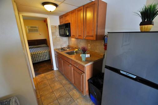 Nantucket Inn & Suites - Wildwood - Phòng bếp