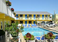 Nantucket Inn & Suites - Wildwood - Bâtiment