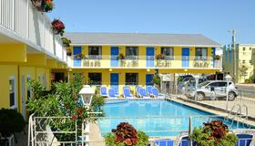 Nantucket Inn & Suites - Wildwood - Κτίριο