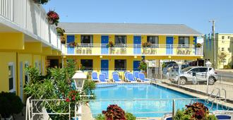 Nantucket Inn & Suites - Wildwood - Edificio