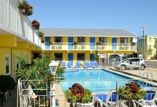 Nantucket Inn & Suites - Wildwood - Toà nhà