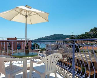 Anemos Studios & Apartments - Poros - Balkon