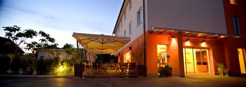 盧布亞納奧戴爾酒店 - 留布利安納 - 盧布爾雅那 - 建築