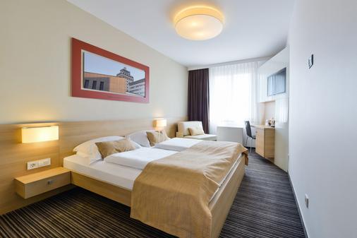 盧布亞納奧戴爾酒店 - 留布利安納 - 盧布爾雅那 - 臥室