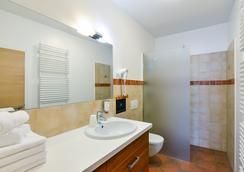 盧布亞納奧戴爾酒店 - 留布利安納 - 盧布爾雅那 - 浴室