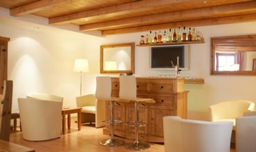Hotel Garni Landhaus Sonnenstern - Schönau am Königsee - Bar