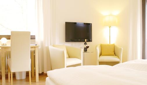 Hotel Garni Landhaus Sonnenstern - Schönau am Königsee - Bedroom