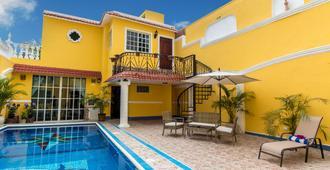 Mayan Sun Bed and Breakfast - Mérida - Building