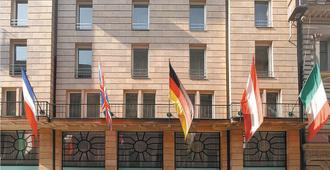 布達佩斯 K&K 劇院酒店 - 布達佩斯 - 布達佩斯 - 建築