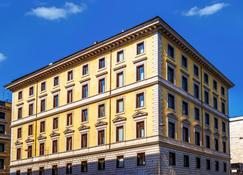 Gioberti Art Hotel - Rom - Byggnad