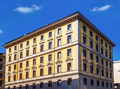 Gioberti Art Hotel - Rom - Gebäude