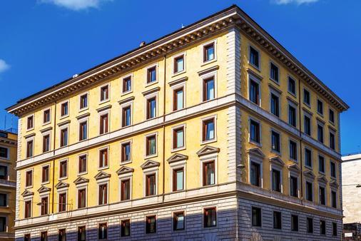 Gioberti Art Hotel - Ρώμη - Κτίριο
