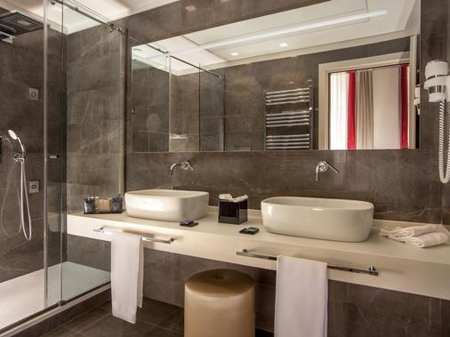 Gioberti Art Hotel - Rome - Bathroom